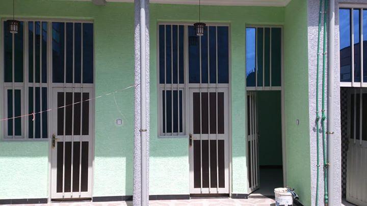 L Shape Modern House Ethiopianhome