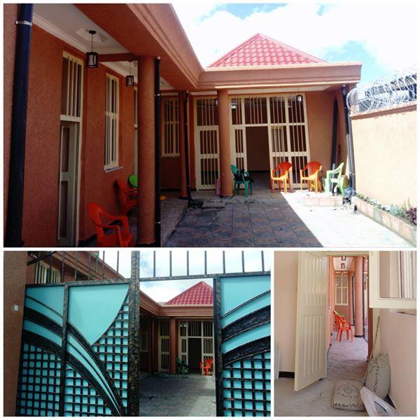 L-shape House For Sell In Sendafa